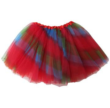 Ballet Tutu - Bright Rainbow