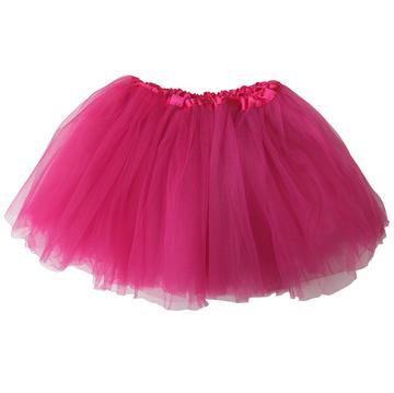 Ballet Tutu - Dark Pink