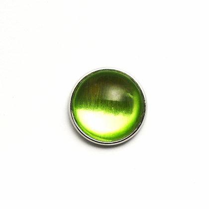 Light Green Foil Snap
