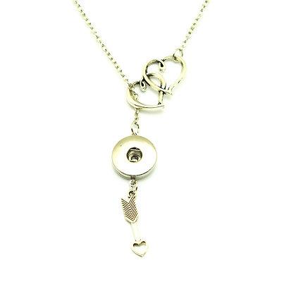 Heart Slider Necklace