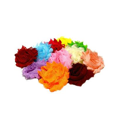 Rag Rose Hair Clip