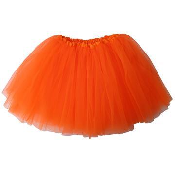 Ballet Tutu - Orange