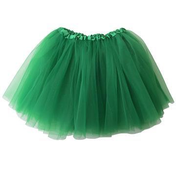 Ballet Tutu - Green