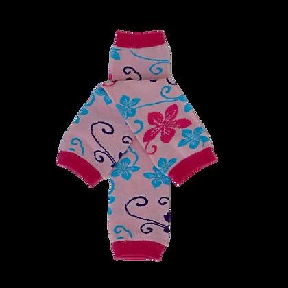 Hibiscus Leg Warmers