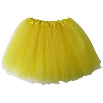 Ballet Tutu - Yellow