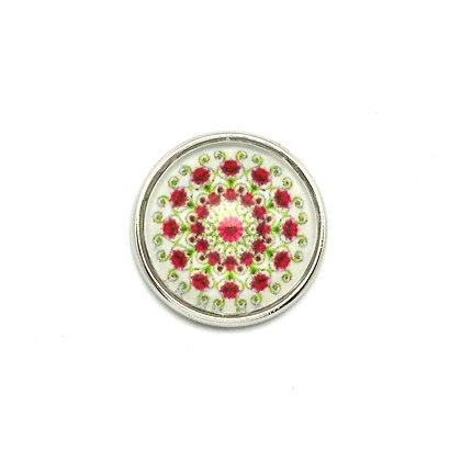 Mandala Flower Wheel Snap