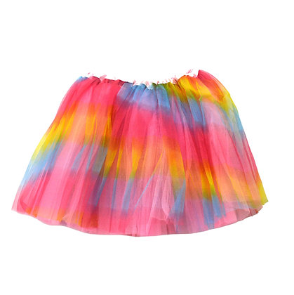 Ballet Tutu - Light Rainbow
