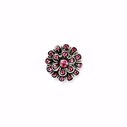 Layered Pink Flower