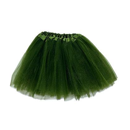 Ballet Tutu - Olive