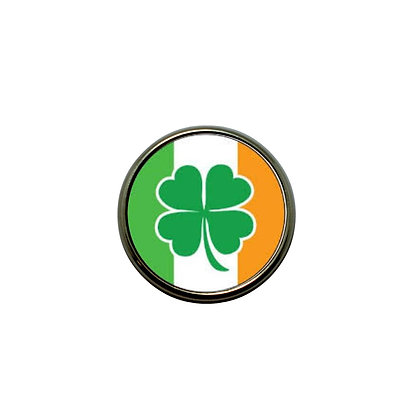 Flag and Clover