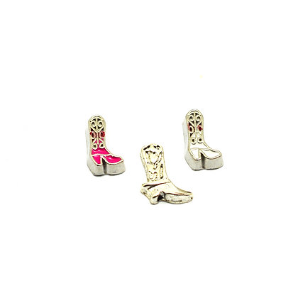 Cowgirl Boot Charm