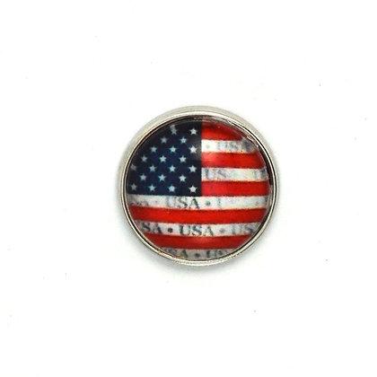 USA Flag Snap