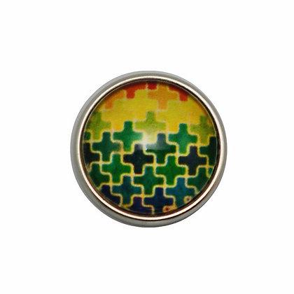 Green & Yellow Tile