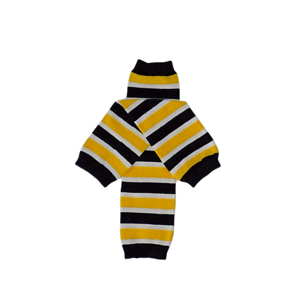 Steelers Stripes Leg Warmers