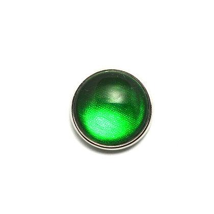 Green Foil Snap