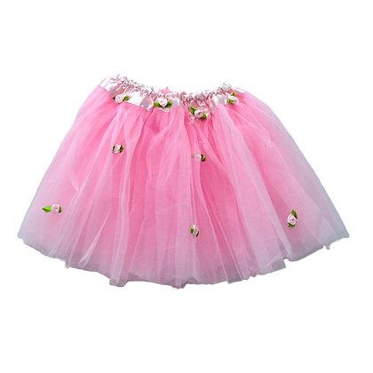 Ballet Tutu - Light Pink Rosette