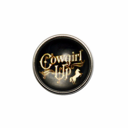Cowgirl Up Gold
