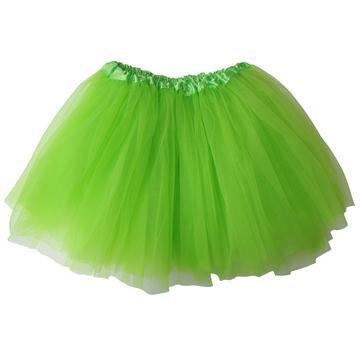 Ballet Tutu - Lime Green
