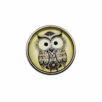 Sketched Owl