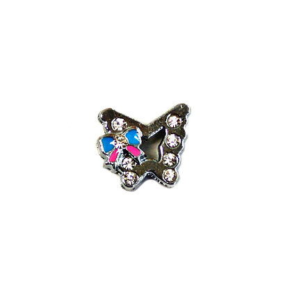 Slider Butterfly Charm