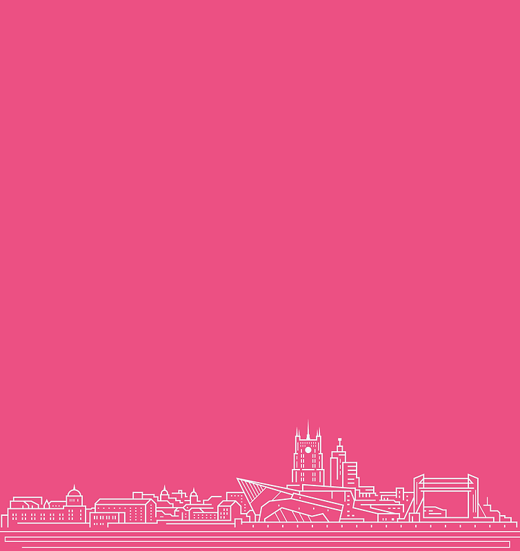 Diagram of Hull's skyline for Hullin' It Together