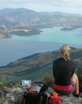 There are many hikes you can do on the Banks Peninsula such as the Banks Peninsula Track. Stay at French Bay House boutique bed and breakfast accommodation whilst planning your hikes around Akaroa, Banks Peninsula, South Island, New Zealand. BnB. B and B. B&B. Bed&Breakfast. Bed & Breakfast