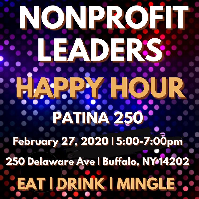 Nonprofit Leaders Happy Hour