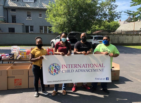 2020 Back to School & Food Drive