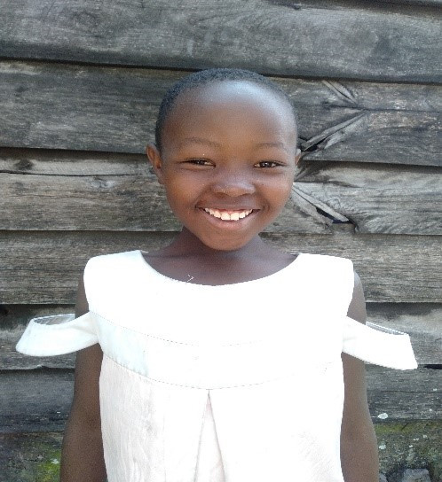Zawadi | 8 Years Old | 4th Grade Primary