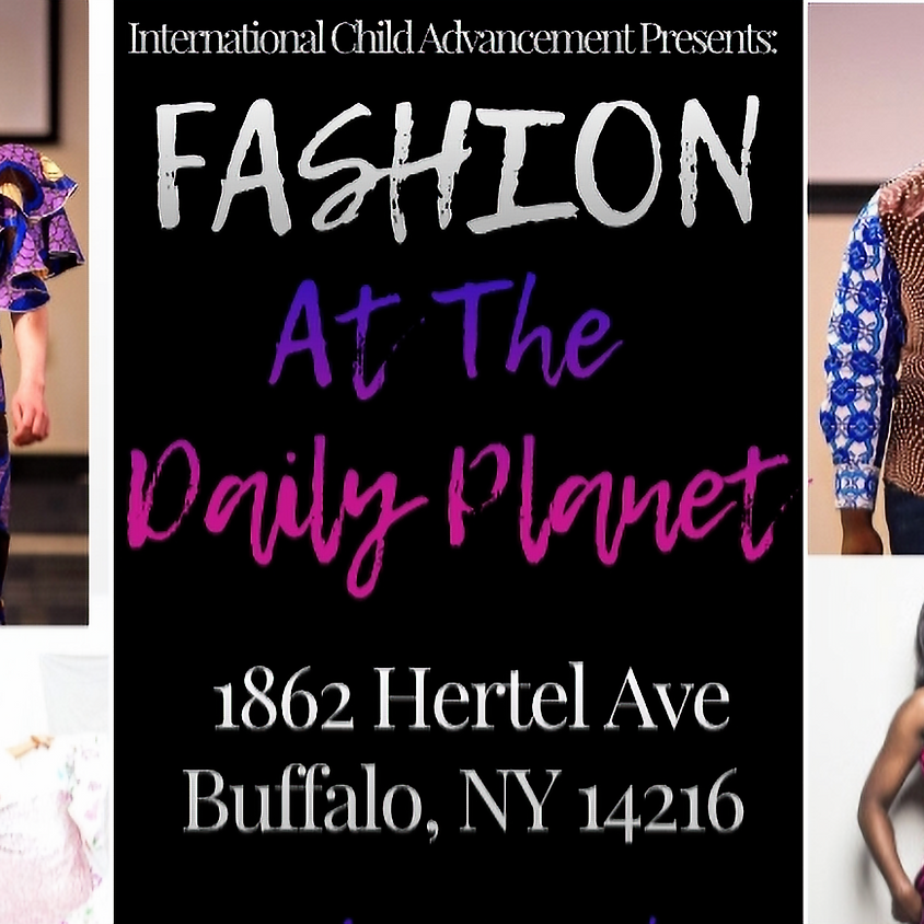 Fashion at The Daily Planet