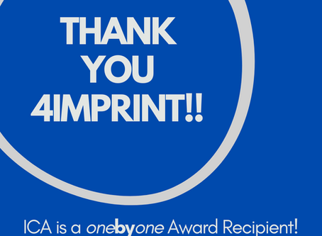 ICA Received a onebyone Award!