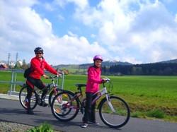 Vyjížďky na kole