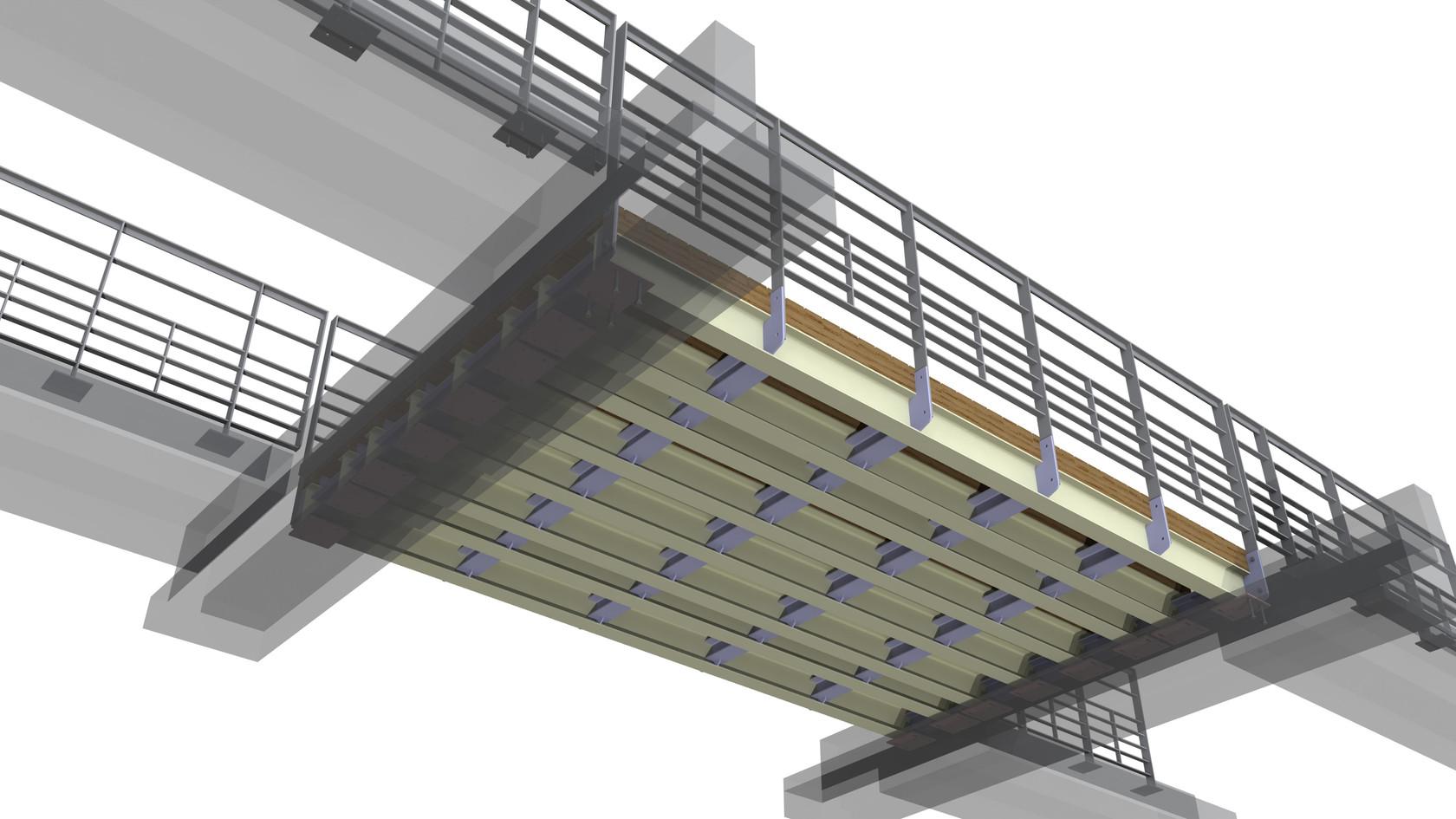 pont pour véhicules agricoles