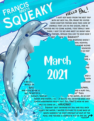 Squeaky the Dolphin