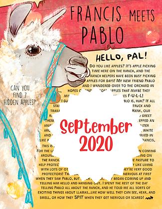 Pablo the Llama