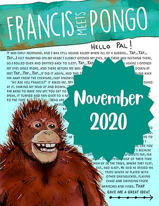 Pongo the Orangutan