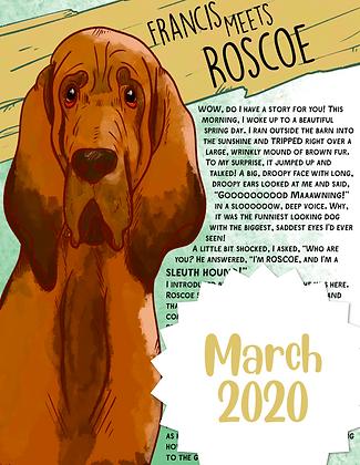Roscoe the Sleuth Hound