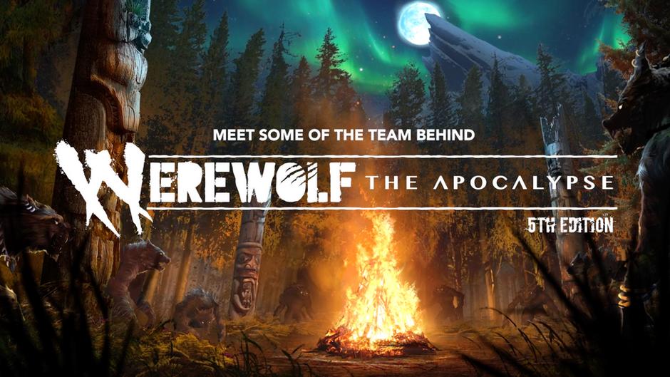 Werewolf: The Apocalypse - 5th Edition