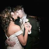 Couple Dancing at Wedding