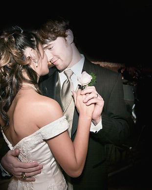 Couple Danse à mariage