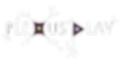 PlexusPlay Logo Transparent Horizontal L