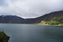 Quiotoá Lagoon