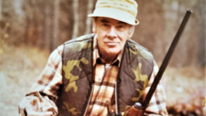 Just a Kid at Heart: Tribute to my hunting partner