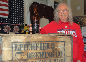 A toast to the old Litchfield Brewery