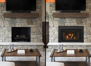 Ask the Expert: Can I convert my wood-burning fireplace to a new gas fireplace insert?