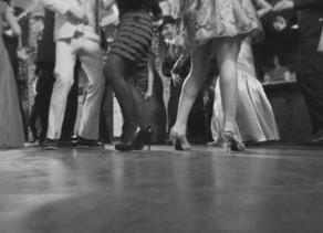 Just a Kid at Heart: Basement dance parties