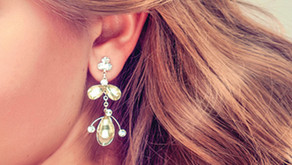 A Blonde's Perspective: My obsession with earrings