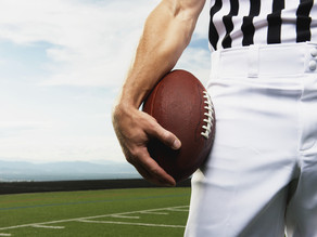 Life as an NFL official