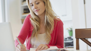 A Blonde's Perspective: I thought pen pals were extinct