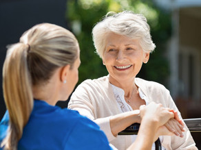 Helping people age in place... at home